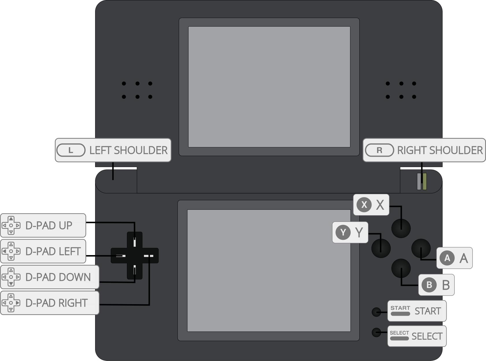 nintendo ds emulator pc controller
